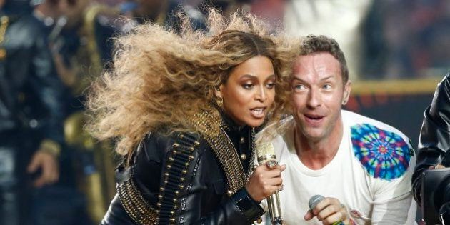 Super Bowl 2016: las actuaciones de Beyoncé, Bruno Mars, Coldplay y Lady