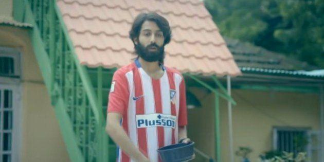 Este canal indio juega con la enemistad Madrid-Atleti para promocionar La