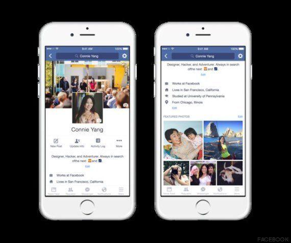 Facebook anuncia las fotos de perfil