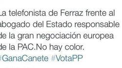 La presidenta del PP de Asturias 'privatiza' su cuenta tras tuitear