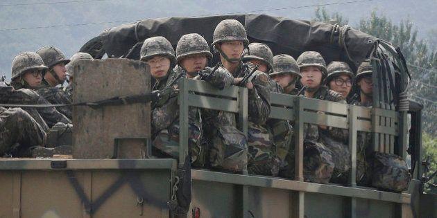 Las cúpulas de las dos Coreas se reúnen para resolver el último episodio de