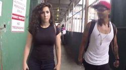 100 muestras de acoso en 10 horas de paseo por Nueva York