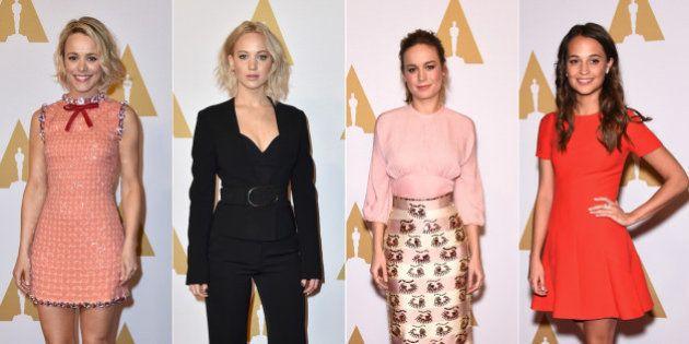 La desigualdad racial sobrevuela el almuerzo de nominados a los Oscar 2016