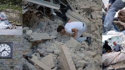 Un fuerte terremoto sacude el centro de Italia y causa al menos 120