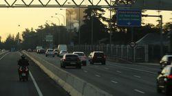 El número de muertos en carretera sube por primera vez en 13