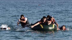 SOS de 18 barcazas con 3.000 refugiados en el