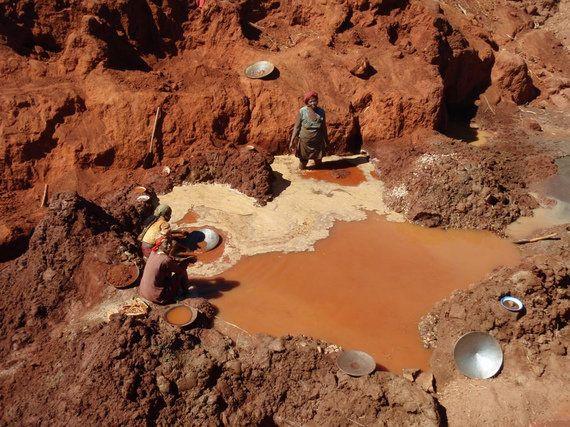 De cómo el mercurio se convirtió en un problema ambiental en el