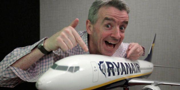 Ryanair permitirá un segunda bolsa de mano desde diciembre y eliminará anuncios en algunos