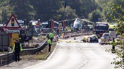 Un avión militar se estrella y mata a 7 personas en una exhibición en Sussex