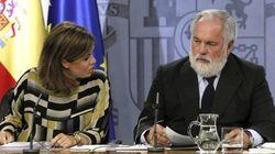 Sáenz de Santamaría evita condenar las declaraciones de Cañete sobre