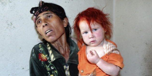 El ADN confirma que una pareja de gitanos búlgaros son los padres del 'ángel