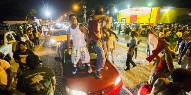 Protestas en EEUU por la muerte de otro ciudadano negro por