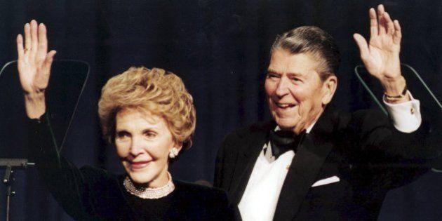 Muere la ex primera dama estadounidense Nancy Reagan a los 94