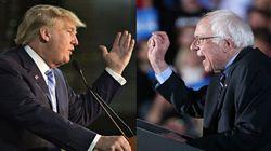 En qué se parece el auge de Trump y de Sanders al auge del populismo en