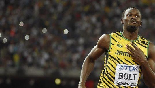 El hito de Bolt, foto a