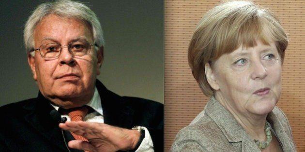 Felipe González lamenta la falta de visión europea de la Alemania de Angela
