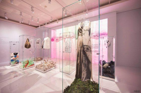 La moda verde es arte: H&M crea una colección inspirada en el Museo de Artes