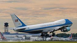 7 datos que no sabías del Air Force One, el avión del presidente de