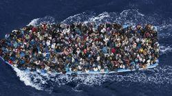 Sin descanso: Italia rescata a 4.000 refugiados en apenas 24