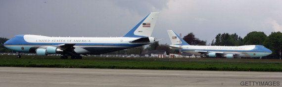 7 datos que no sabías del Air Force One, los aviones del presidente de Estados