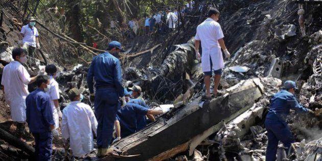 Se estrella un avión en Laos en el que viajaba el ministro de