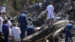Se estrella un avión en el que viajaba el ministro de Defensa de