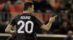 Del Bosque llama a Aduriz y a Sergi Roberto y prescinde de Diego