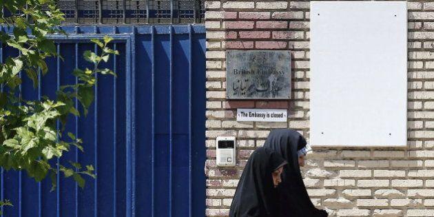 El Reino Unido retoma sus relaciones con Irán con reapertura de