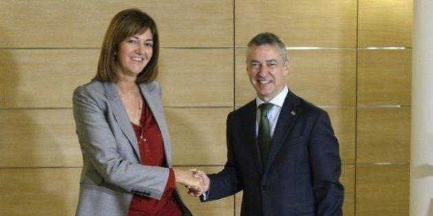 Acuerdo entre PNV y PSE para gobernar en coalición en