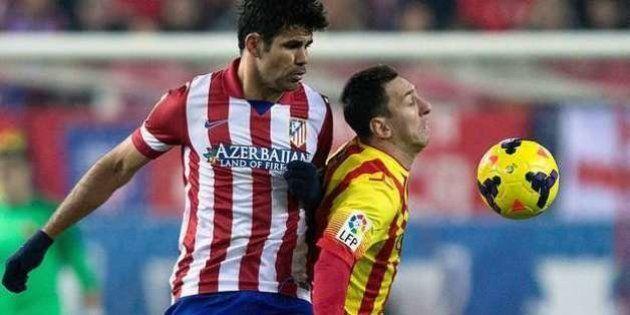 Las curiosidades del Barcelona - Atlético de