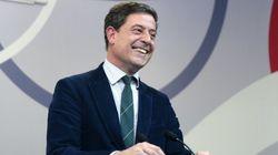 Besteiro dimite como secretario general del PSOE