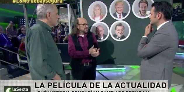 El encendido discurso de Santiago Segura contra los