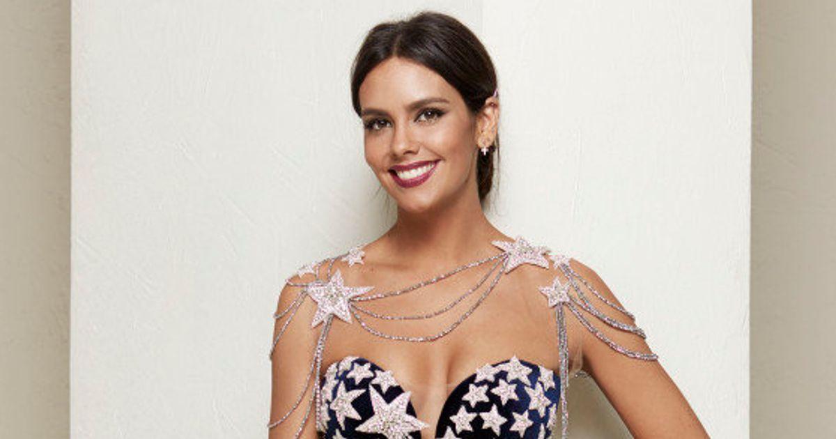 f6b84a45c Lo que te faltaba por ver del vestido de Cristina Pedroche en las  campanadas