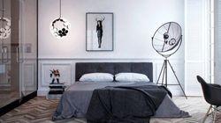 ¿Dormitorio viejuno? Seis claves para darle un toque moderno y