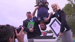 Un británico logra uno de los récords más locos que has visto