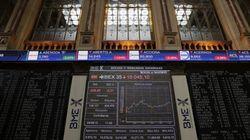El Ibex se hunde un 5,01% y registra la mayor caída desde agosto de 2012 por temor a