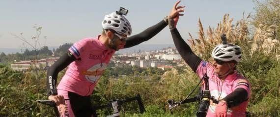 Hace el Camino de Santiago en silla de ruedas por un fin