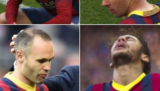Las siete caras de la derrota