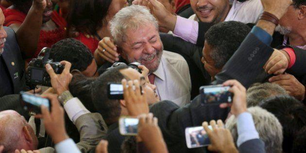 Lula ya tiene permiso para ser