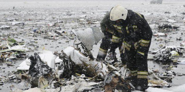 62 personas mueren al estrellarse un avión de Flydubai en
