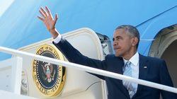 Críticas a IU por dar la 'bienvenida' a Obama en Twitter con este