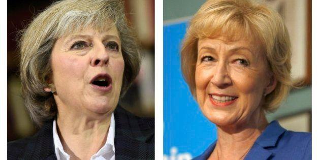Theresa May y Andrea Leadsom se disputarán la sucesión a