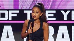 Ariana Grande es la mejor artista del año, según los