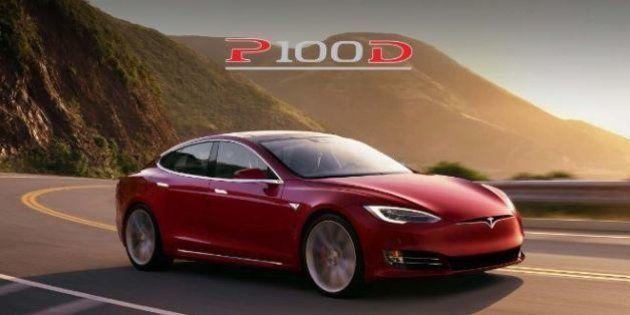 El nuevo Tesla: el vehículo comercial más rápido del