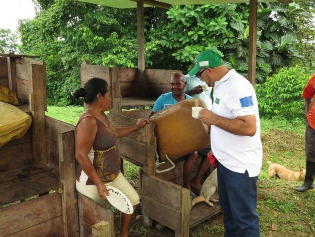 Adiós al glifosato en Colombia, bienvenida la