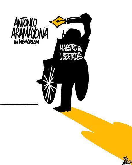 Antonio Aramayona, in