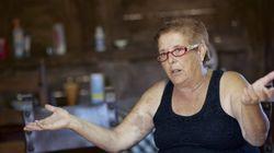 La abuela Josefa entra en prisión, preocupada por qué pasará con sus