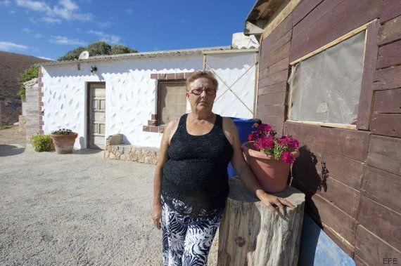 Una mujer con cinco personas a su cargo entra en prisión por construir en zona protegida en