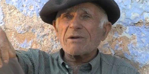 Moisés, uno de los dos abuelos de Soria del vídeo sobre la crisis, muere a los 85 años