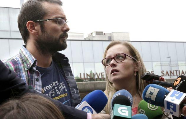Andrea, una niña gallega condenada a seguir